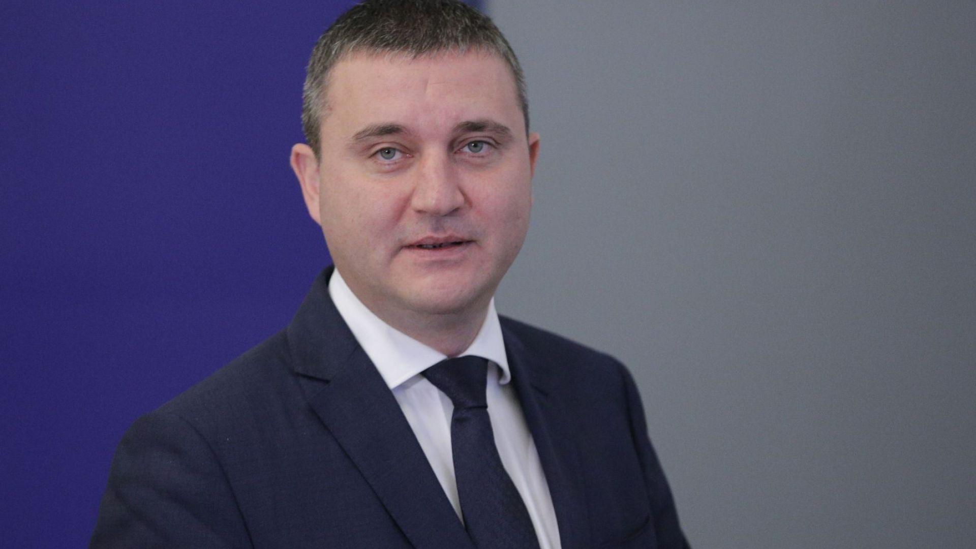 Горанов: Цените ще растат и през 2019 г.