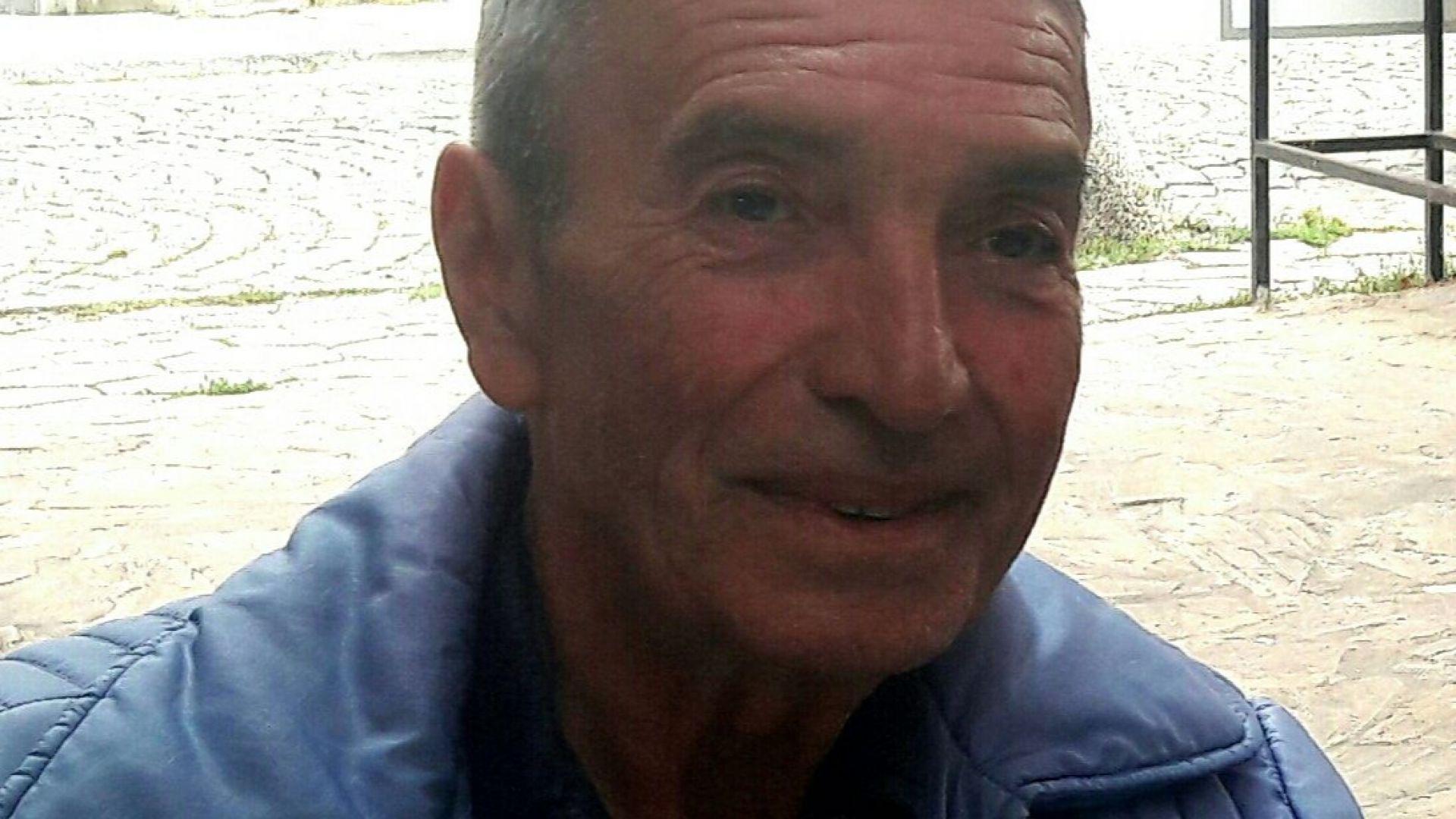 Издирват софиянец, изчезнал безследно преди 2 седмици