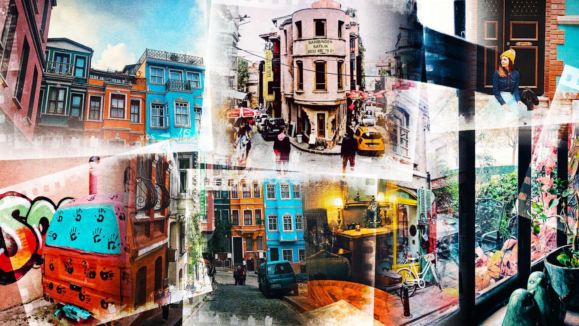 Пътешествие до скритите кътчета на Истанбул