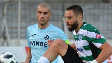 Национален футболист отказа да поднови договора си с Черно море