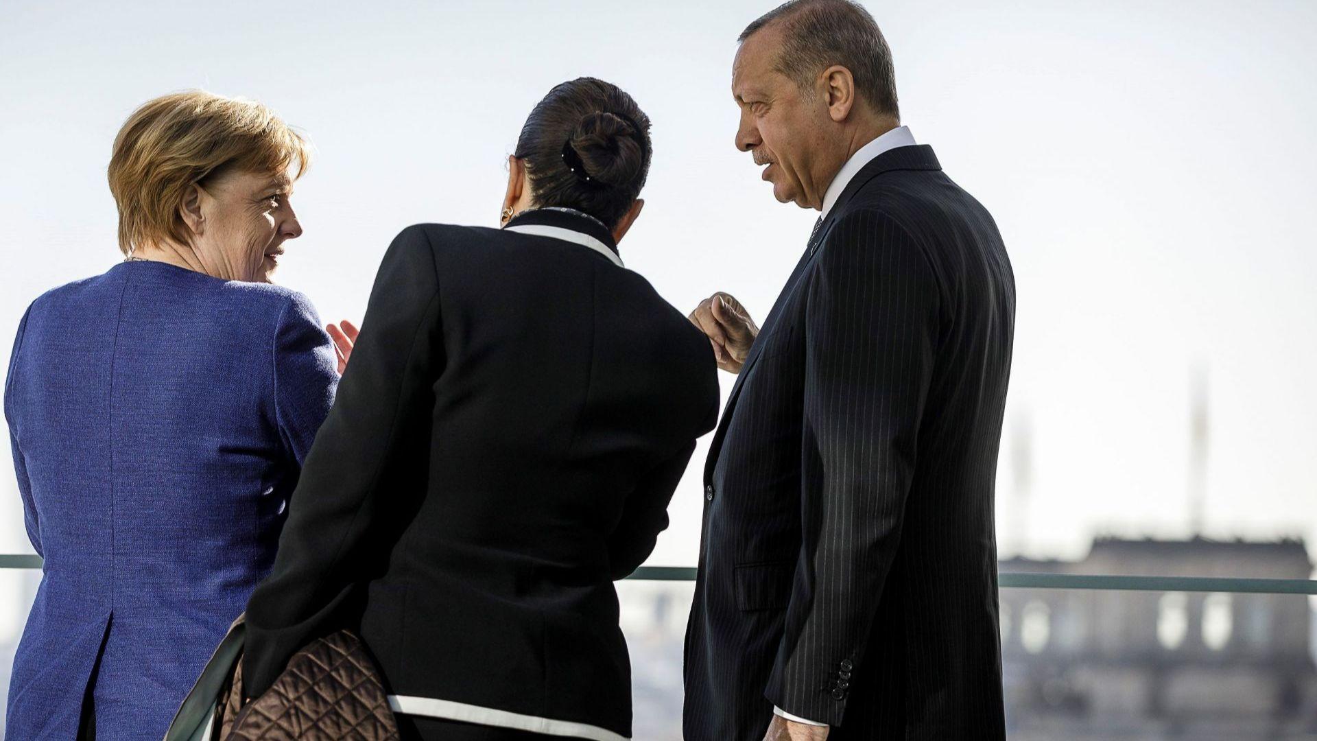 Ключова среща Германия-Франция-Русия-Турция в Истанбул
