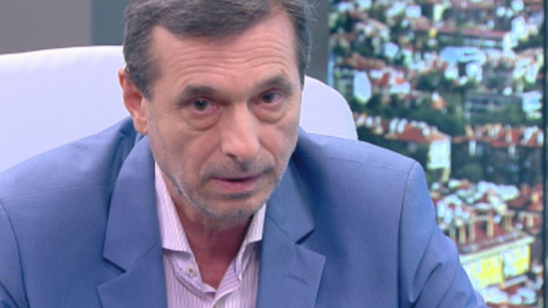 Манолов: Общото между Баневи и Прокопиев е, че натрупаха пари по укорим начин