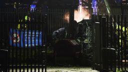 Трагедия в Лестър, хеликоптерът на собственика на клуба се разби край стадиона