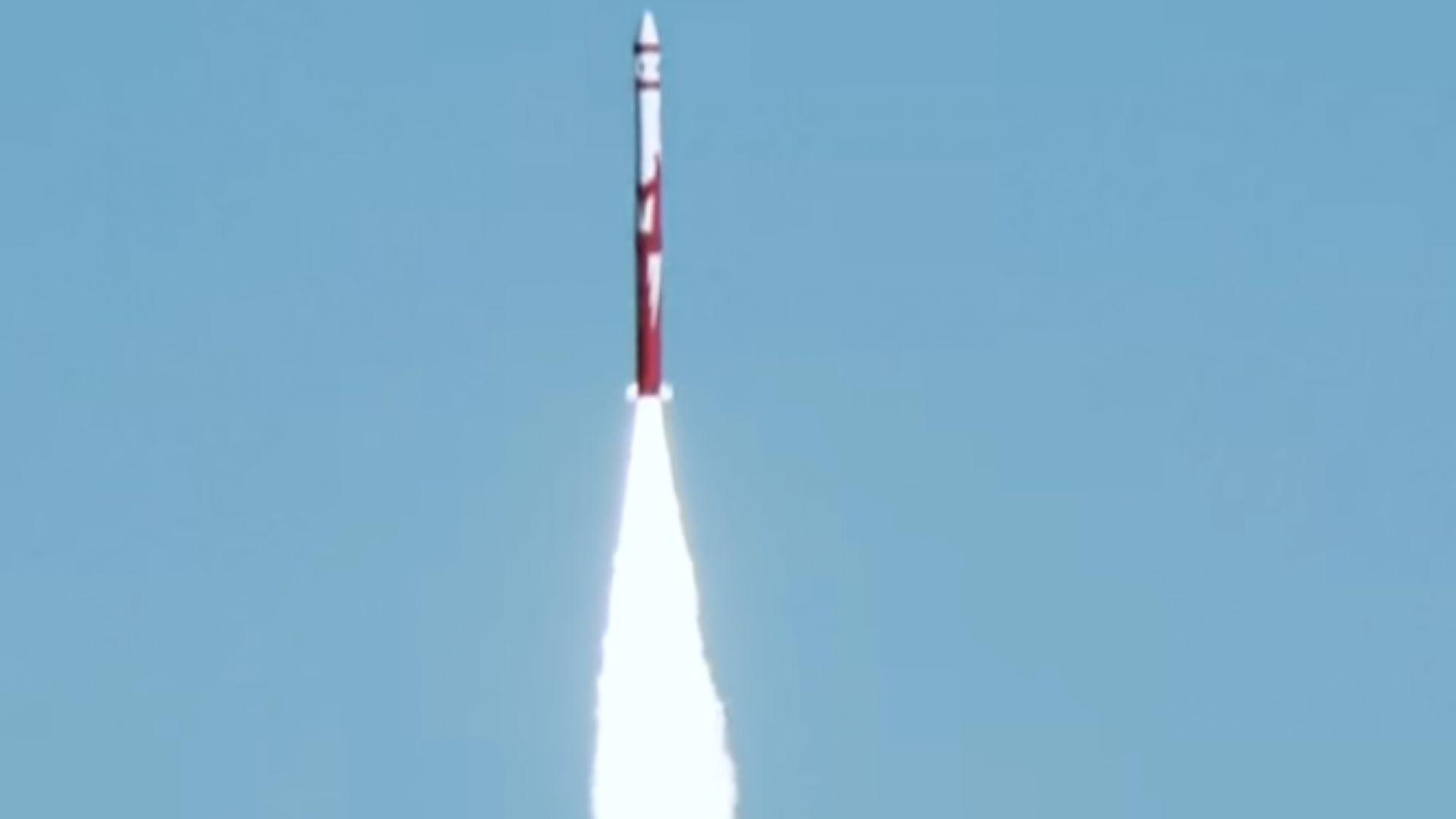Провал при първи опит на китайска частна компания да изведе ракета-носител