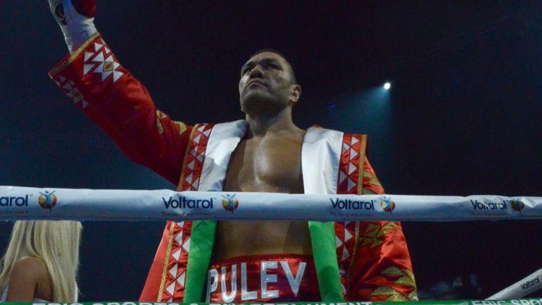 От лагера на Джошуа: Пулев не е слаб боксьор, по-добър е от Анди Руис