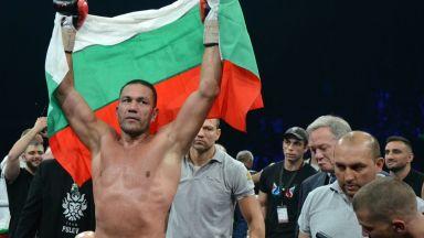 Кубрат Пулев на 40: Обичам България, няма по-велико нещо от това