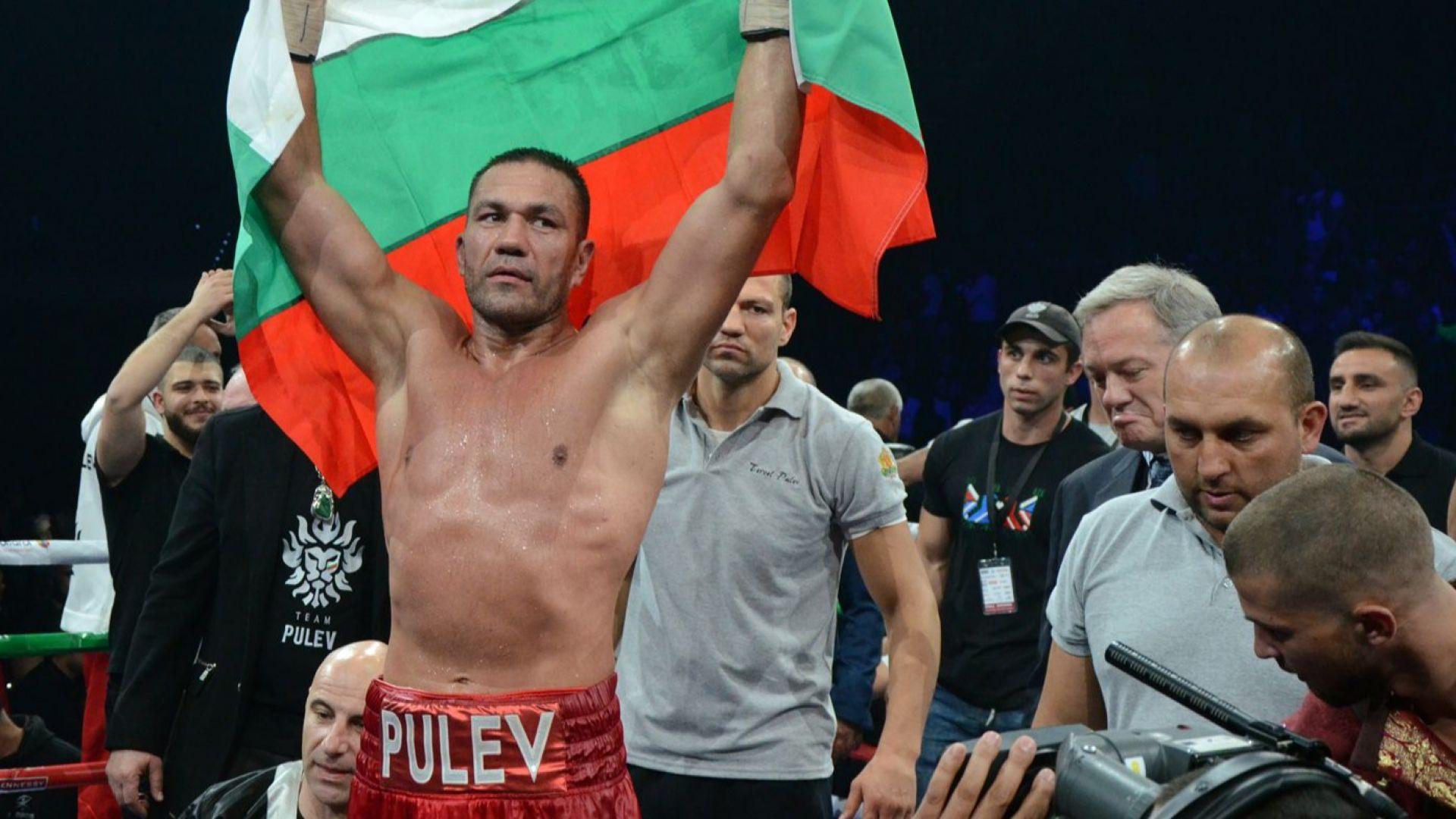 Официално: Ще има публика на мача за титлата между Джошуа и Пулев