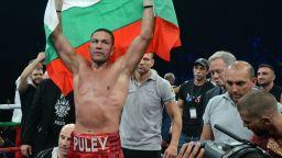Кубрат Пулев ще се бие с румънец