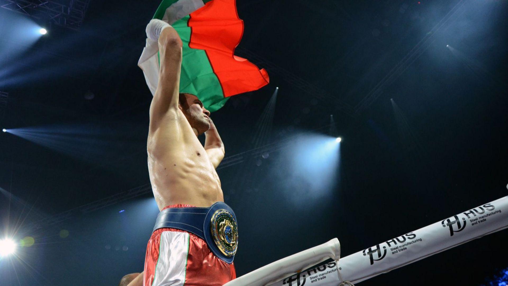 Тервел Пулев ще се бие с американец