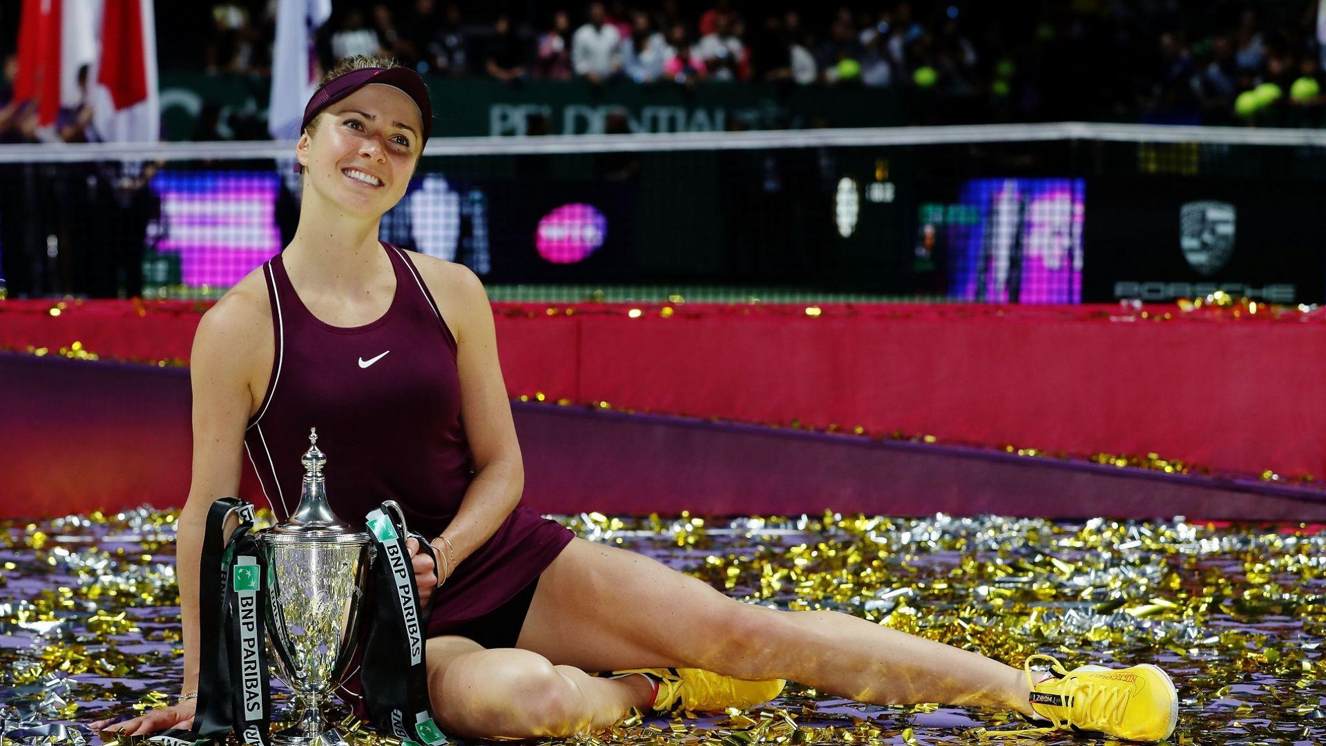 Свитолина обърна американка и спечели финалите на WTA