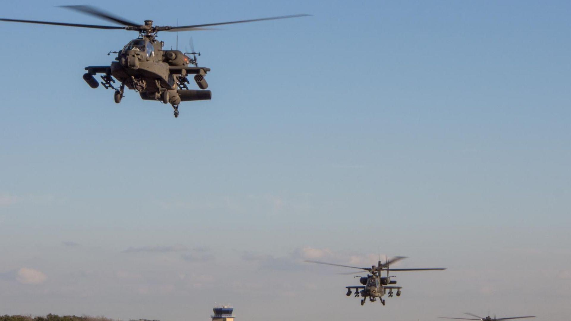 САЩ прехвърлиха в Европа голяма партида боеприпаси