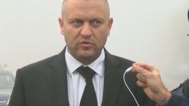 Отстраниха от длъжност началника на 6-о РУ в София, буйствал в заведение