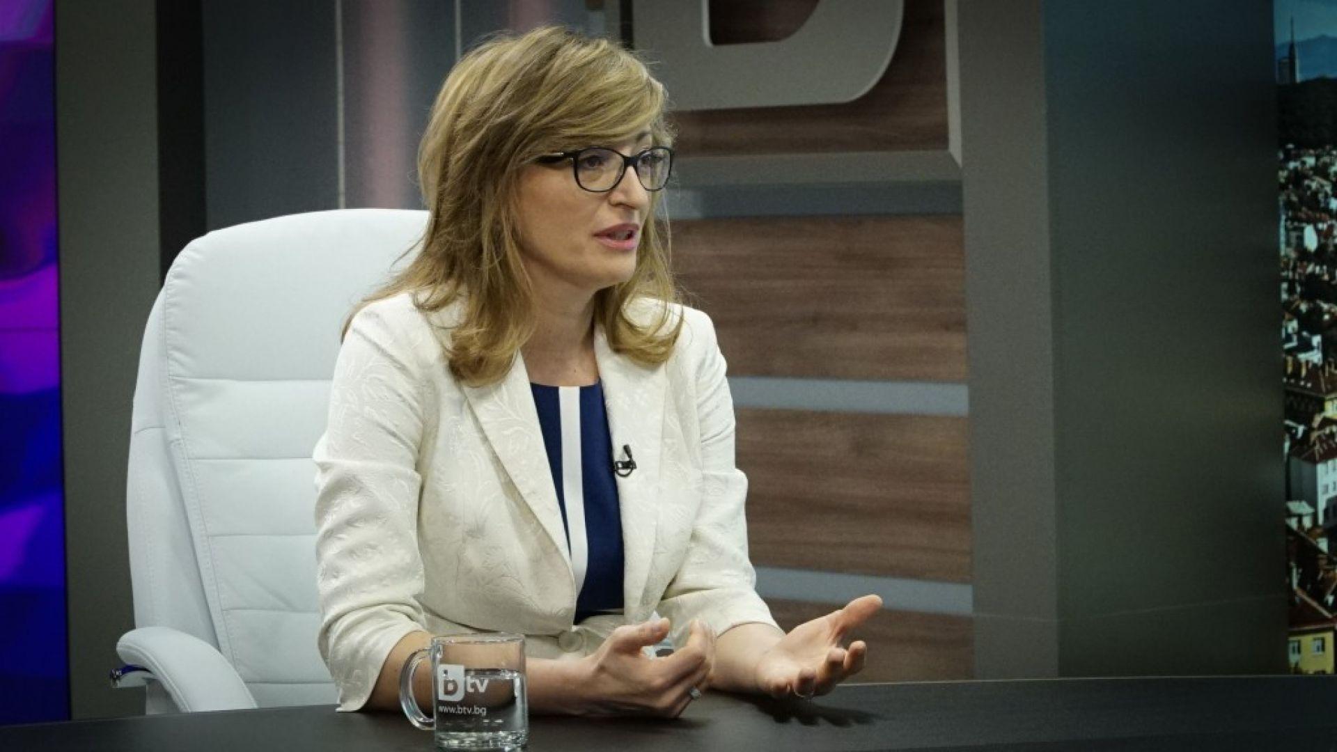 Захариева: Няма да бъдат разполагани нови сили на НАТО в българската част на Черно море