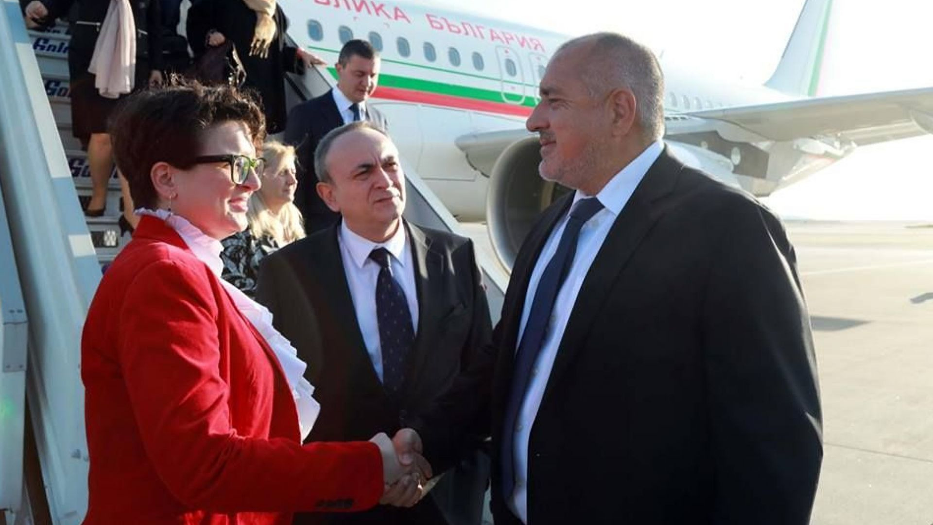 Борисов пристигна в Атина за срещата на върха ЕС - Арабски свят