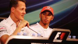 Припомниха интервю на Шуми от 2008-а, в което е видял ясно бъдещето на Формула 1