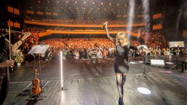 Лили Иванова напълни зала 1 на НДК в три поредни вечери