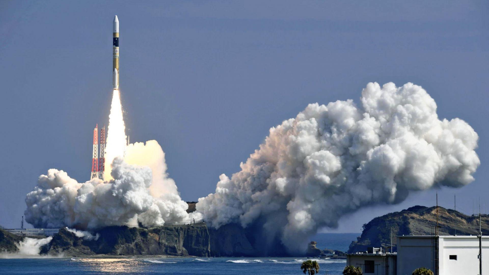 Япония ще следи парниковите газове в атмосферата