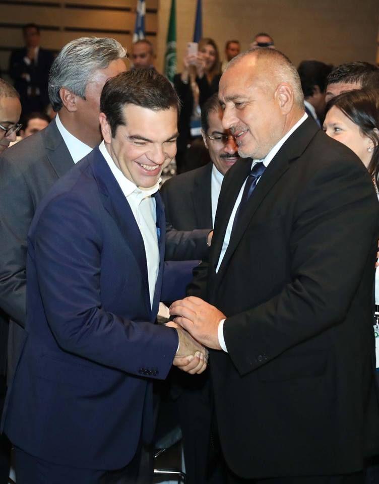 С Алексис и Никос сме от хората, които държим за единството и силата на ЕС, заяви в речта си българският премиер