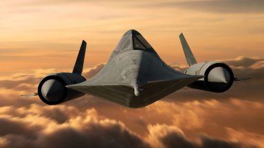Какво знаем за най-бързия пилотиран самолет в света (снимки)