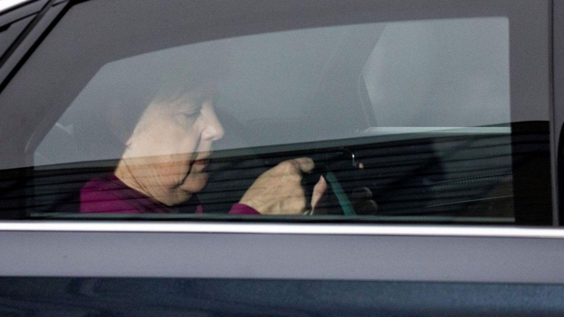 Меркел потвърди, че сегашният й мандат е последен