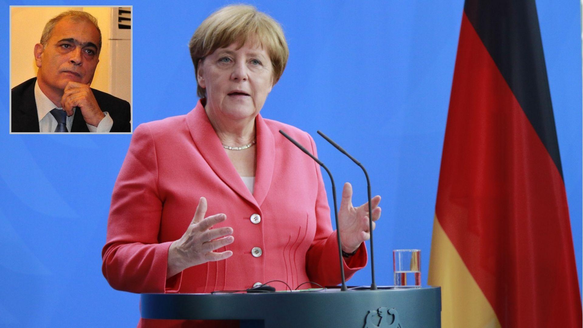 Оттегля ли се Меркел от голямата сцена? Симеон Василев пред Dir.bg