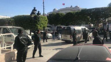 Жена се е взриви в центъра на Тунис