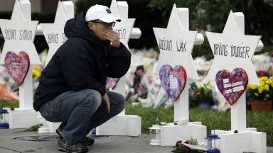 """Убиецът от синагогата в Питсбург каза само едно """"Йес"""" пред съда"""