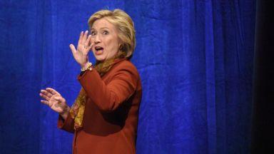Хилари Клинтън пак се готви да става президент на САЩ
