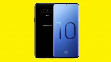 Как може да изглежда новият Samsung Galaxy S10