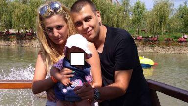 Бащата прострелял бебето Никол в дясното око, той е с одраскване