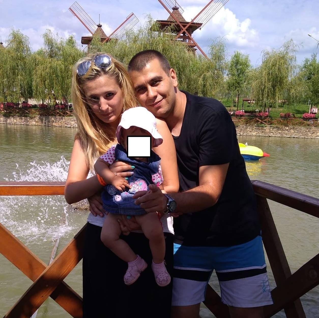 Последната снимка на Викторио, Дарина и Никол