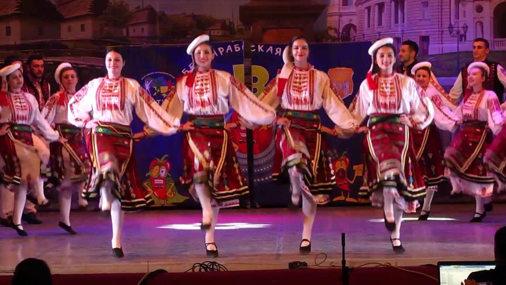 Бесарабски българи с концерт в Балчик за Деня на будителите