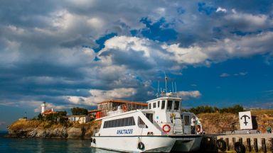Разширяват пристанището на остров Света Анастасия