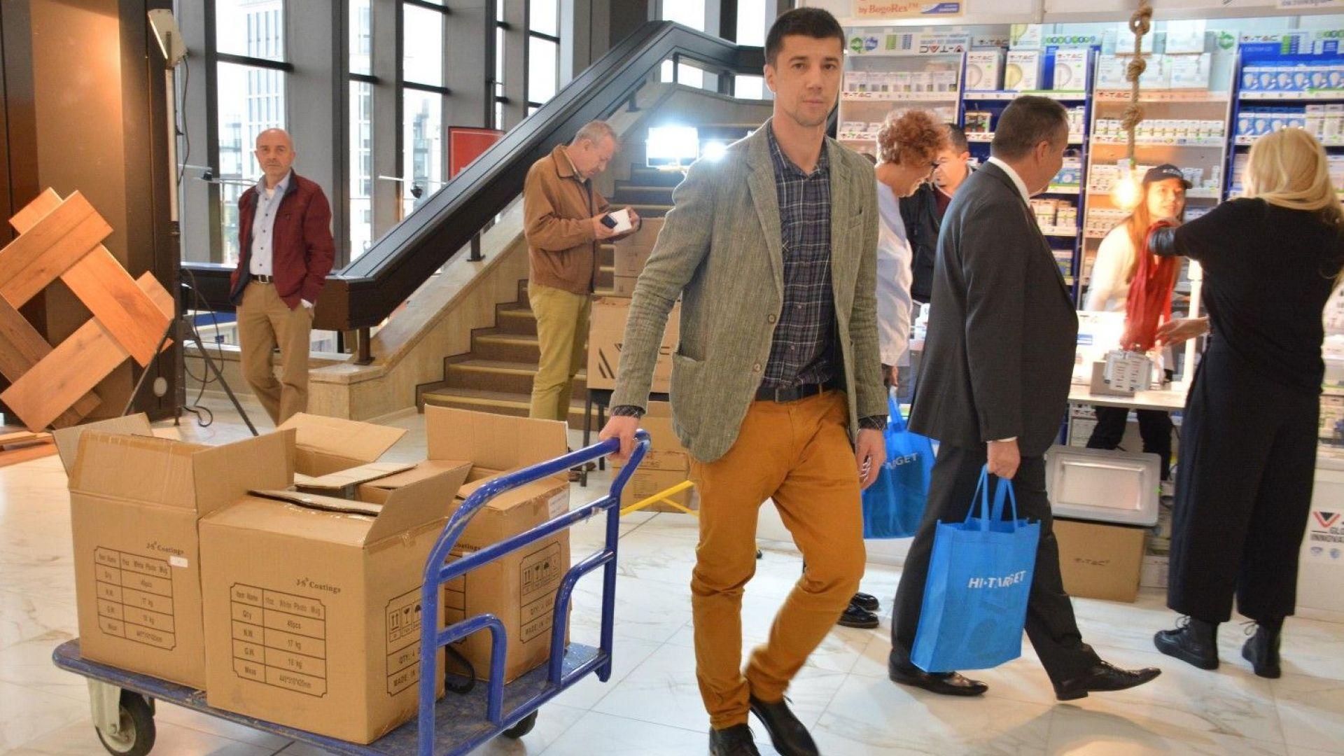 """Наемите на търговски площи в София: €32 на м2 в мол, €50 на бул. """"Витоша"""""""