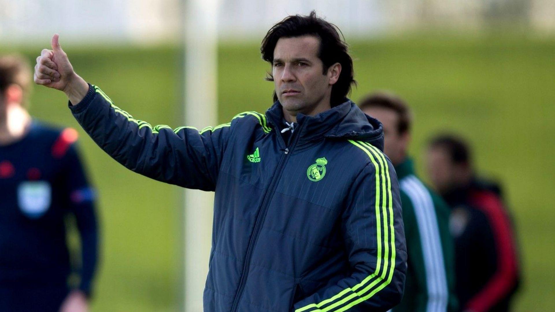 Реал обяви името на новия си треньор