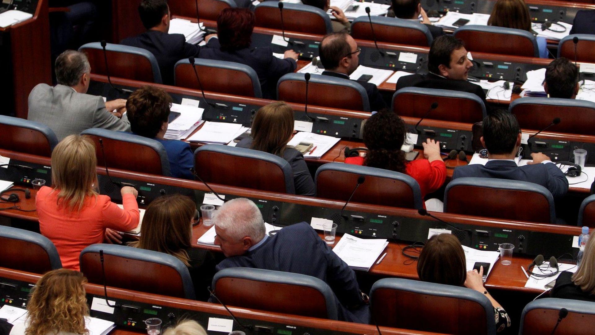 Прокуратурата в Скопие разследва македонския президент