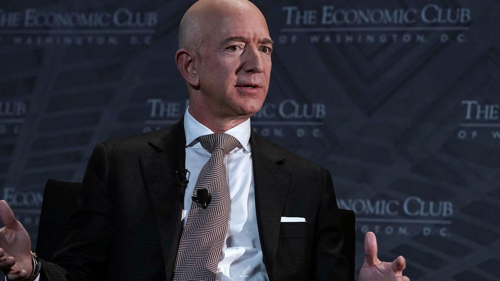 Топ 10 на най-богатите хора в света според Bloomberg