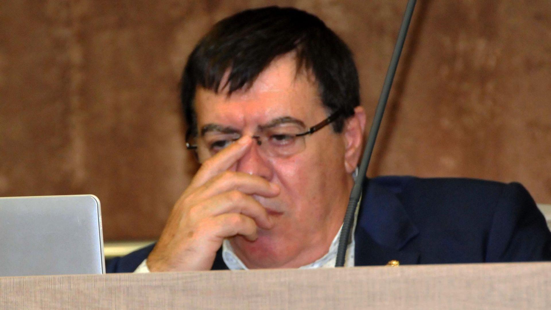 Оправдаха общинаря Бенчо Бенчев, обвинен за ятак на Митьо Очите