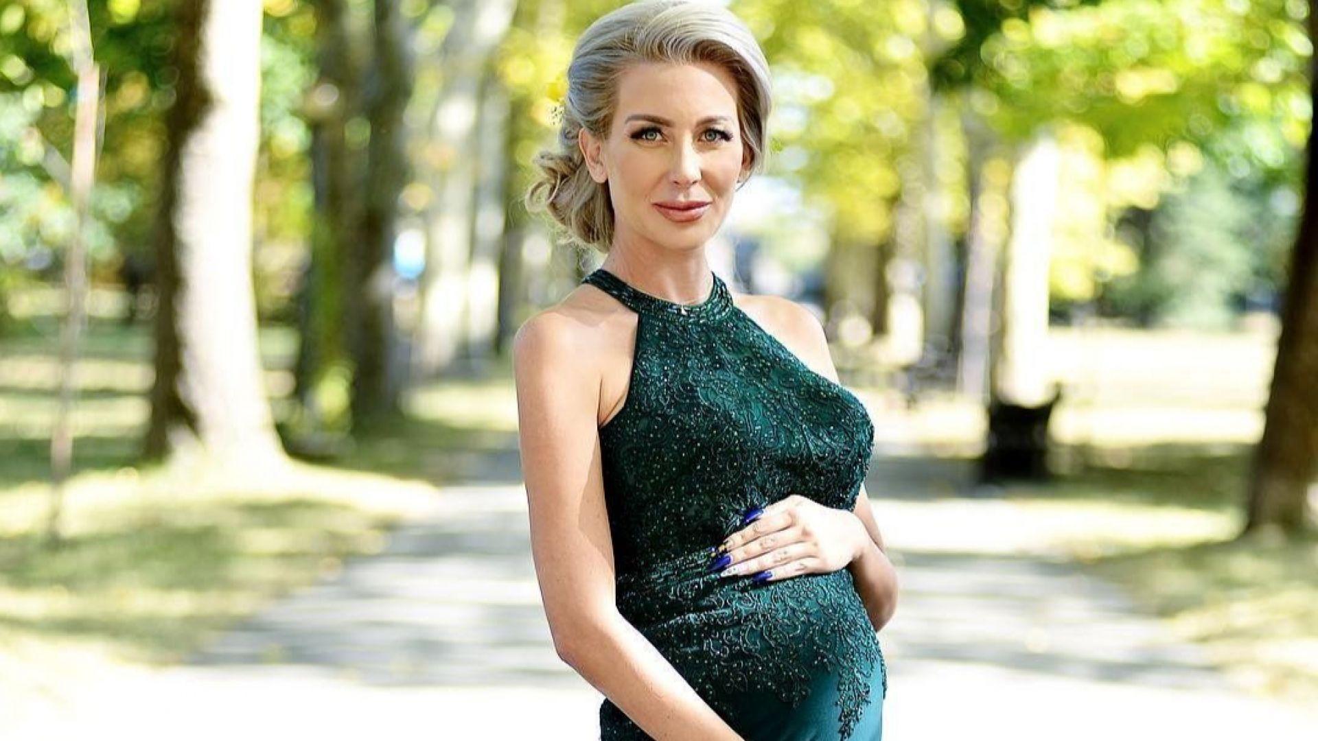 Антония Петрова: Родих по естествен път