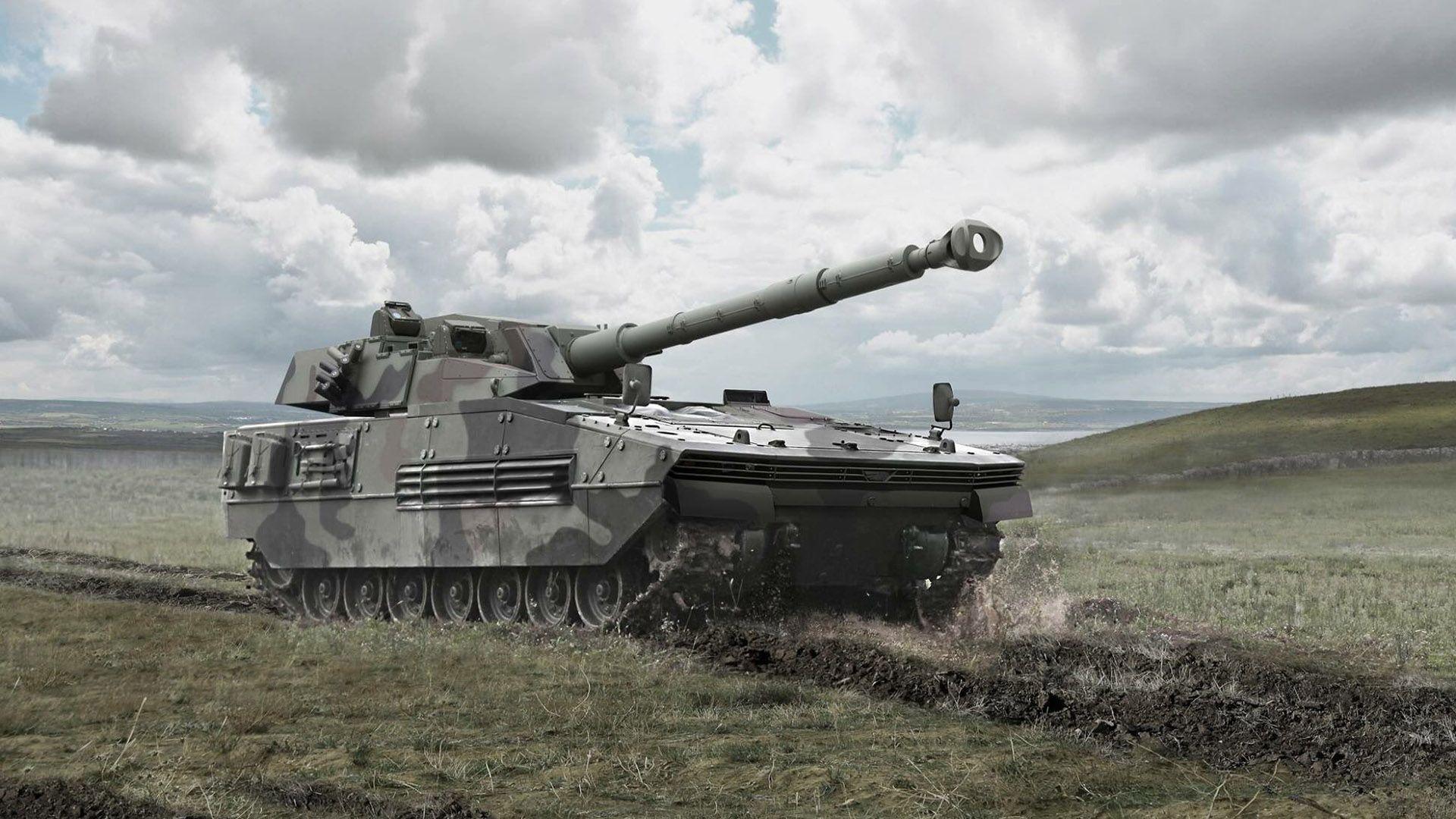 Как Турция си направи малък и способен танк