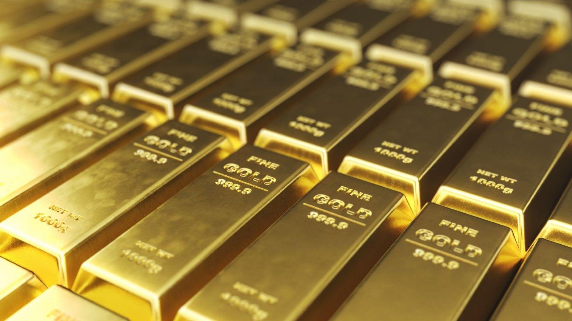 Централните банки с рекордни покупки на злато