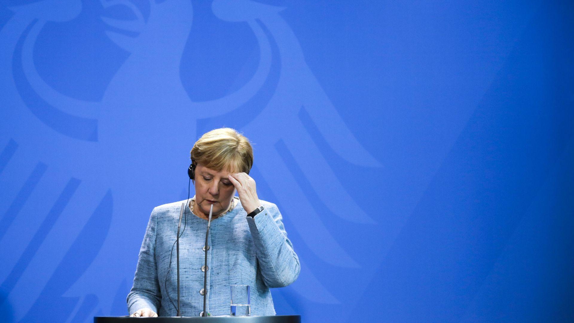 Меркел: Няма да съм по-слаба, ще имам повече време за правителството
