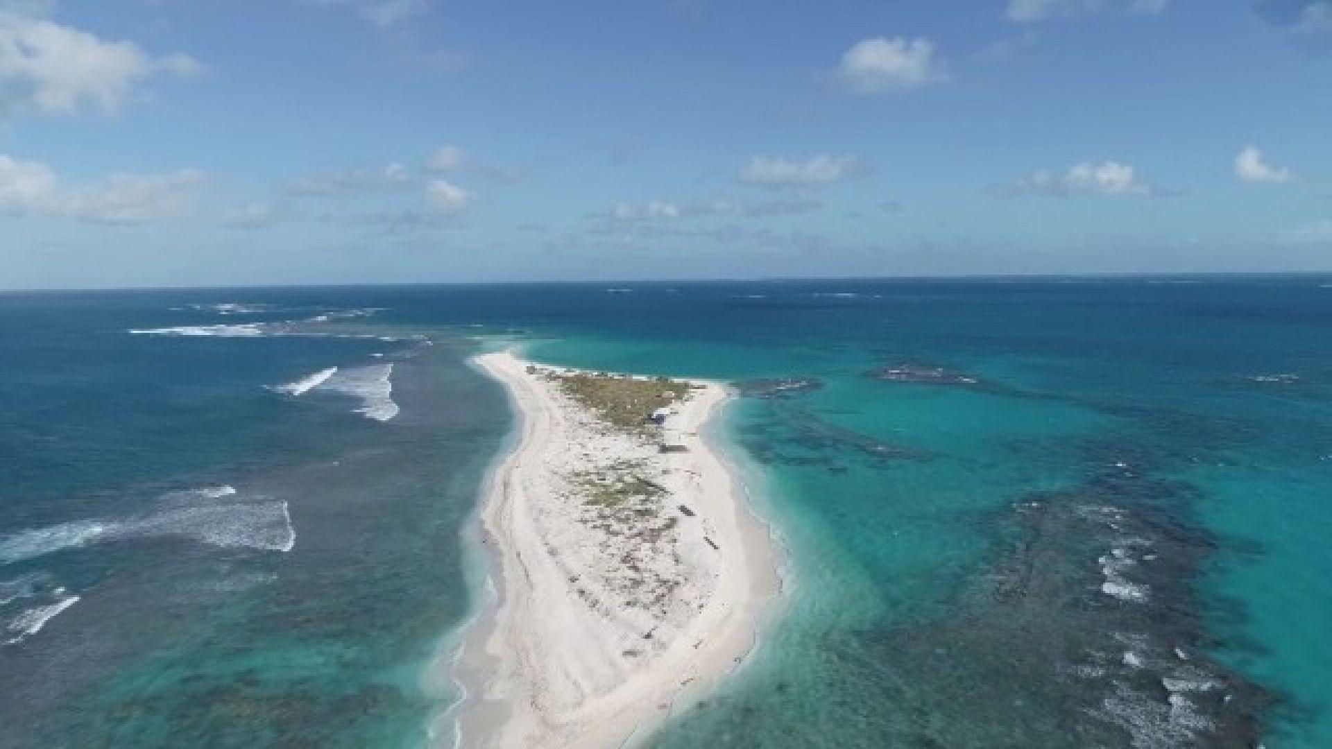 Изчезна един от Хавайските острови
