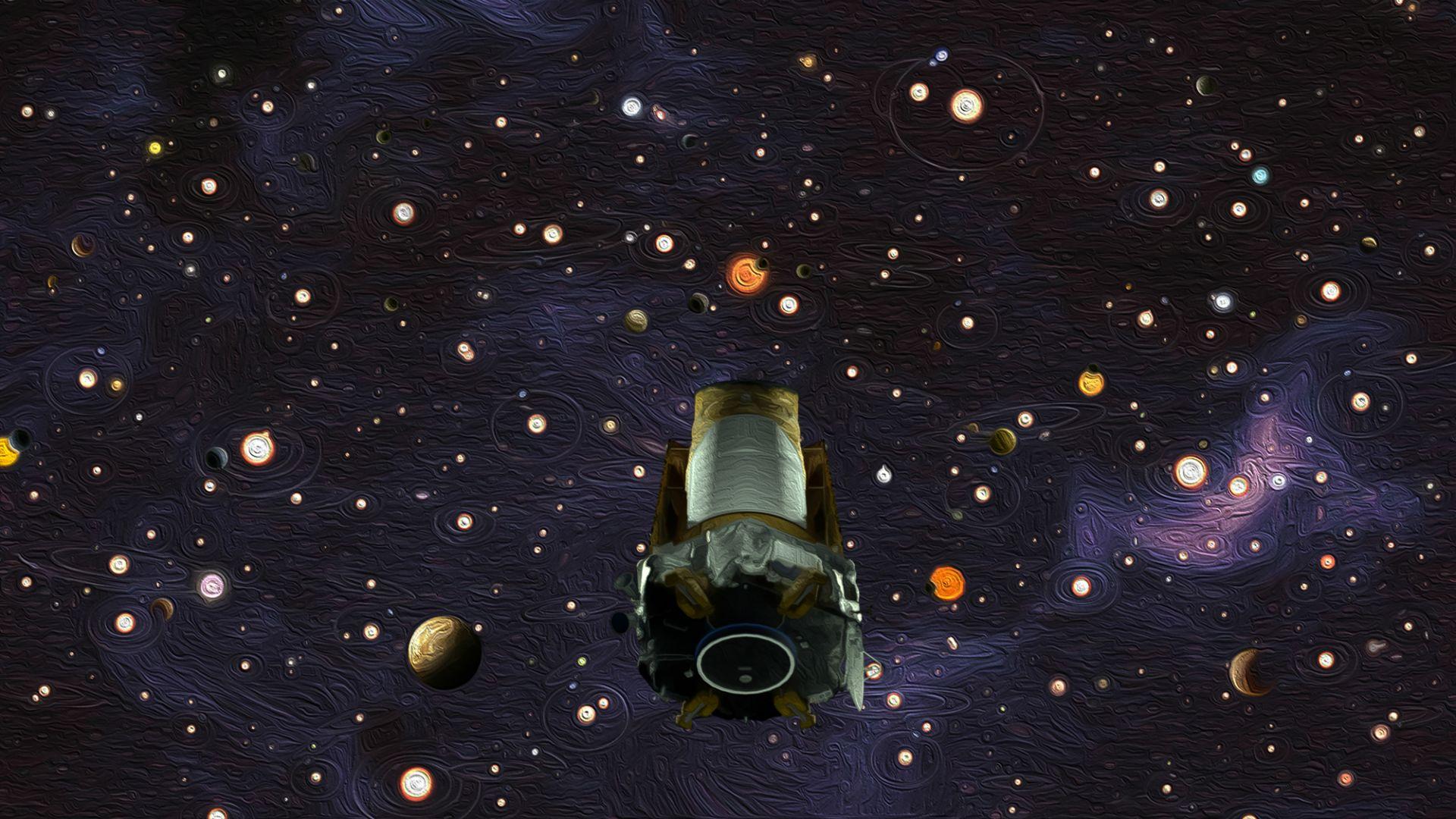 """НАСА съобщи за края на телескопа """"Кеплер"""""""