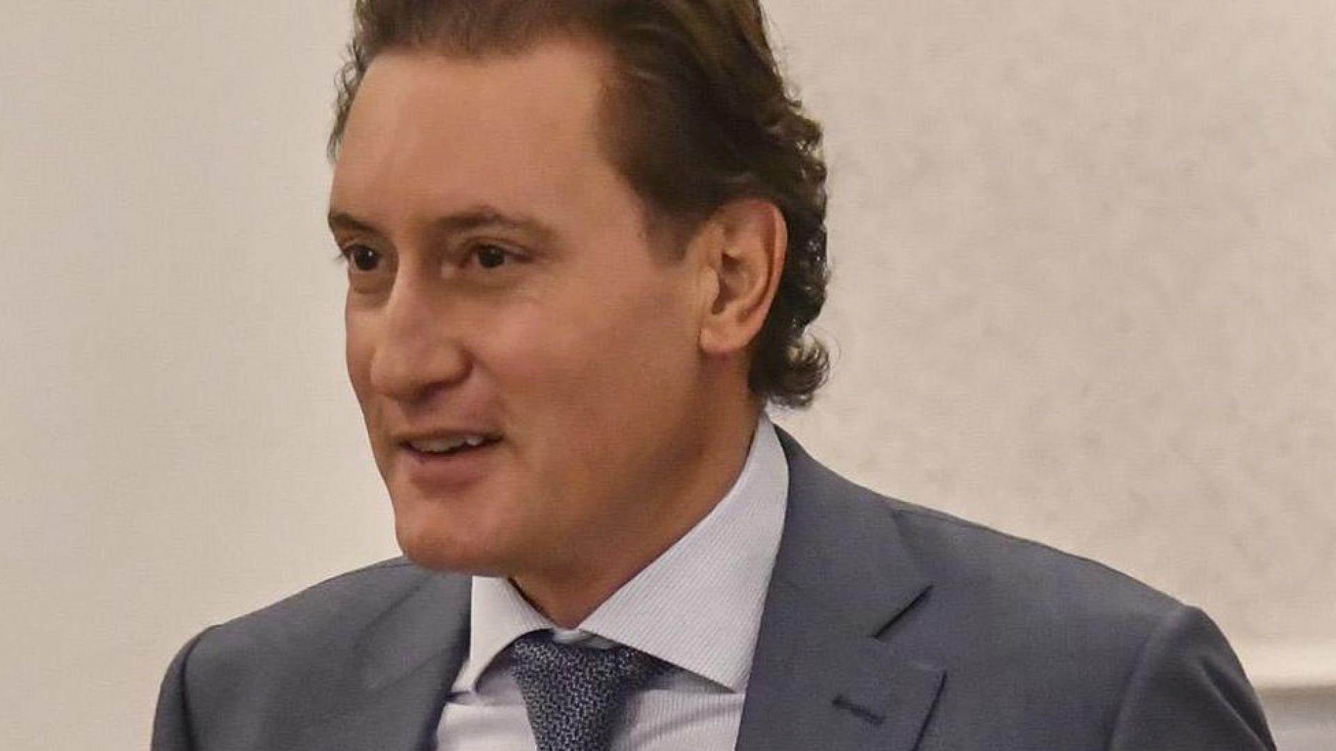 Кирил Домусчиев с признание в САЩ