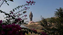"""В Индия откриха """"Статуя на свободата"""", с 89 метра по-висока от американската"""