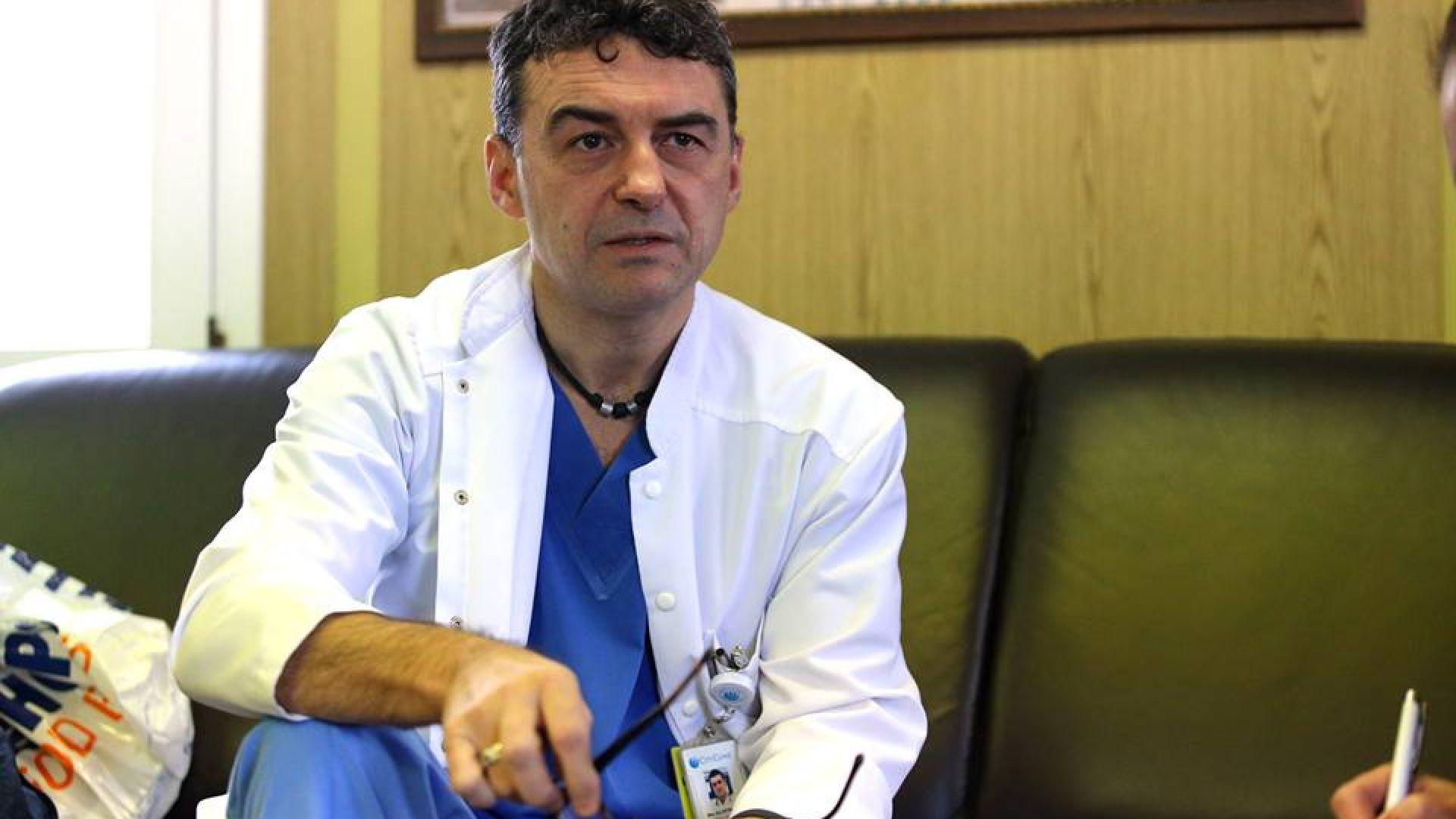 Ето как кардиологът проф. Иво Петров спасил учителя си
