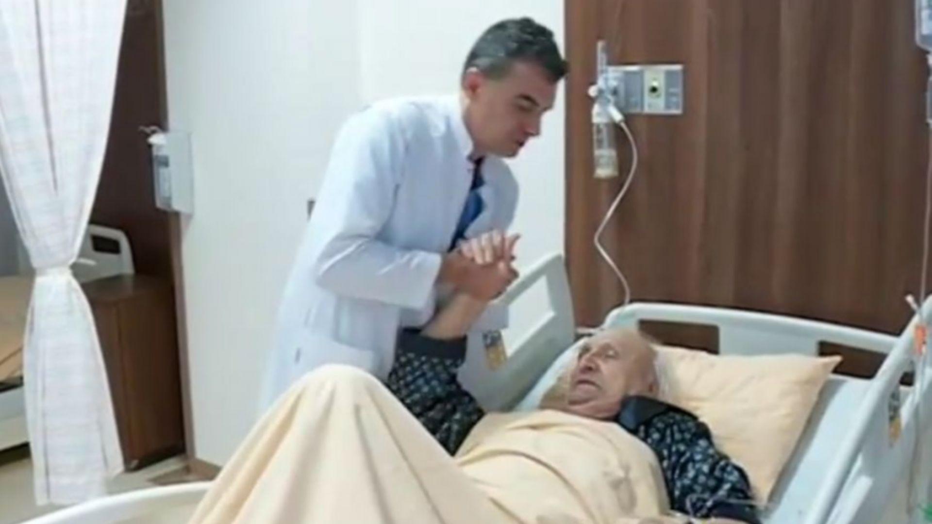 Академик Григор Велев страдал от пропускане на митралната клапа