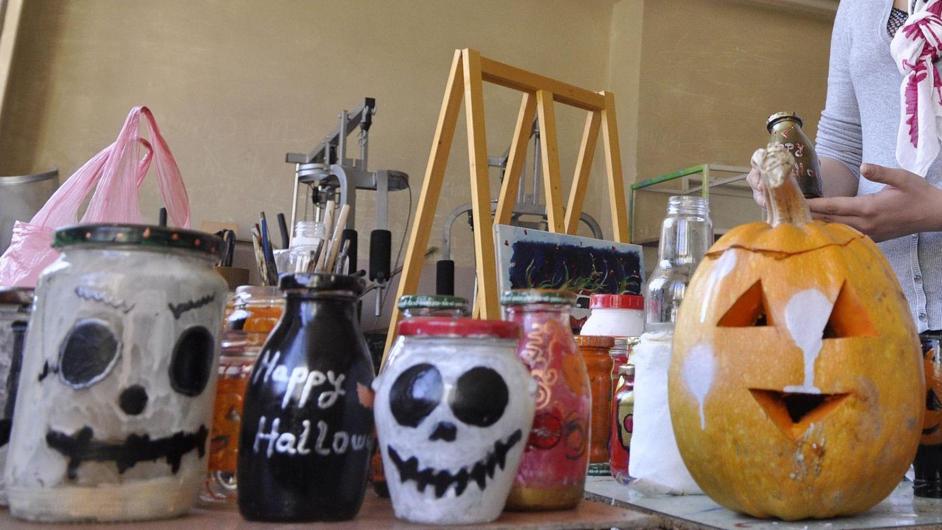 В София, Варна и Бургас организираха контра Хелоуин