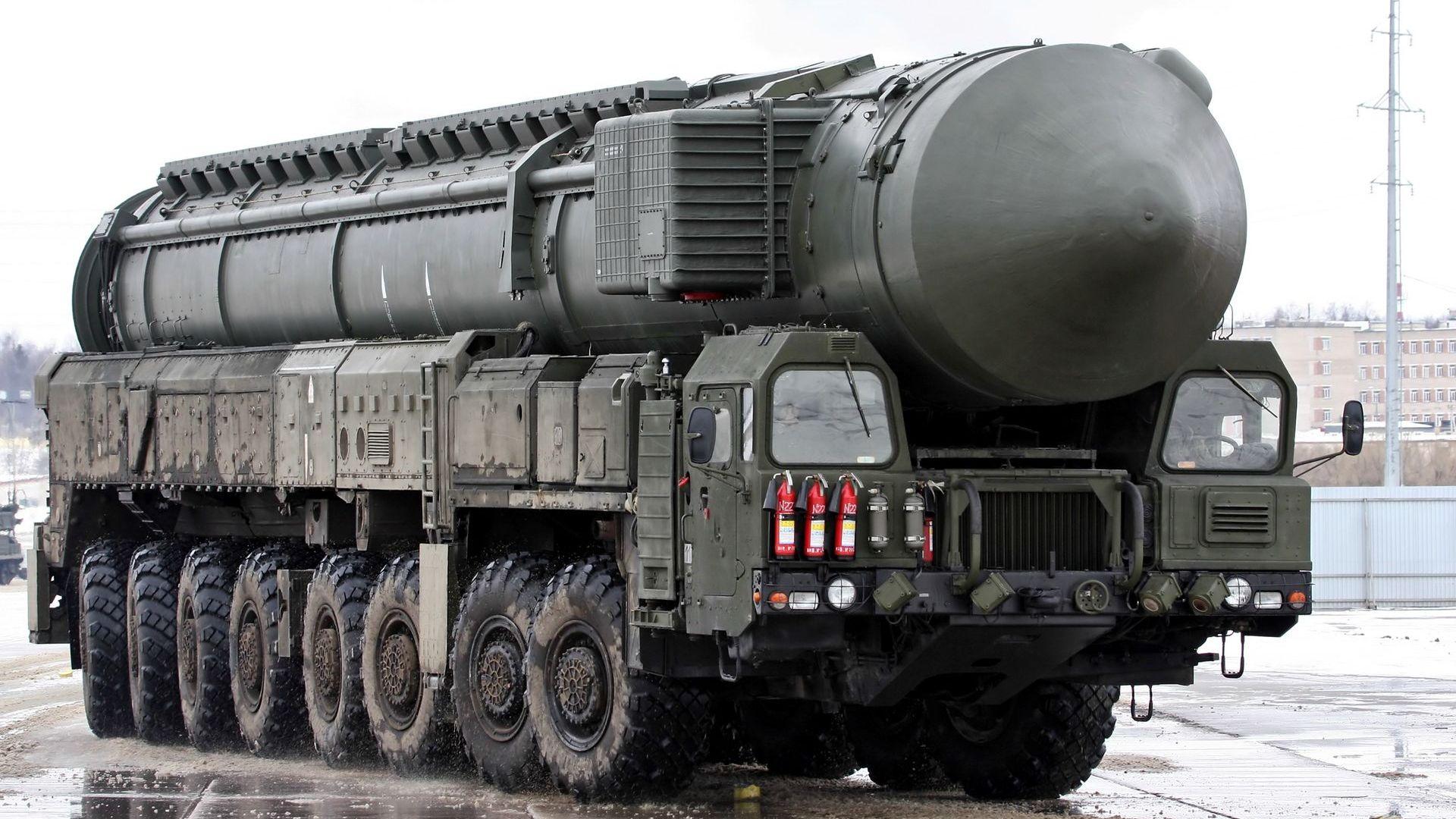 Русия изстрелва сателити от мобилни установки